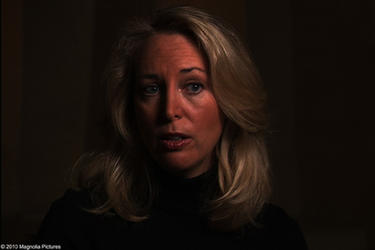 Valerie Plame Wilson in &quot;Countdown to Zero.&quot;